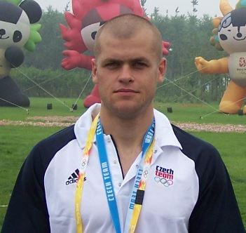 Pavel Albrecht, DiS